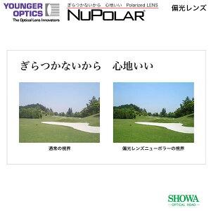 ニューポラー(NuPolar)偏光レンズ度数なし