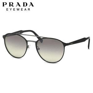 21800eca7222 プラダ PRADA サングラスPR62TS 1AB4S1 54サイズボストン 異素材 ミックス モード ツーブリッジ ダブルブリッジ ノーブルプラダ  PRADA メンズ レディース 商品基本情報 ...