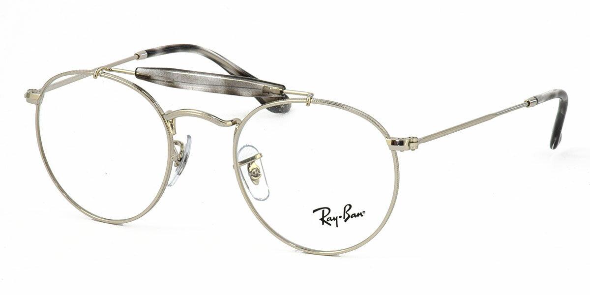 眼鏡・サングラス, 眼鏡  Ray-Ban RX3747V 2501 47 ROUND ICONS RayBan