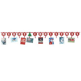 聖誕卡片夾花環 PG220103