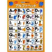ポスター アルファベット