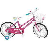 【送料無料】M&M(エムアンドエム) 自転車 ハローキティS 16【ラッピング不可商品】