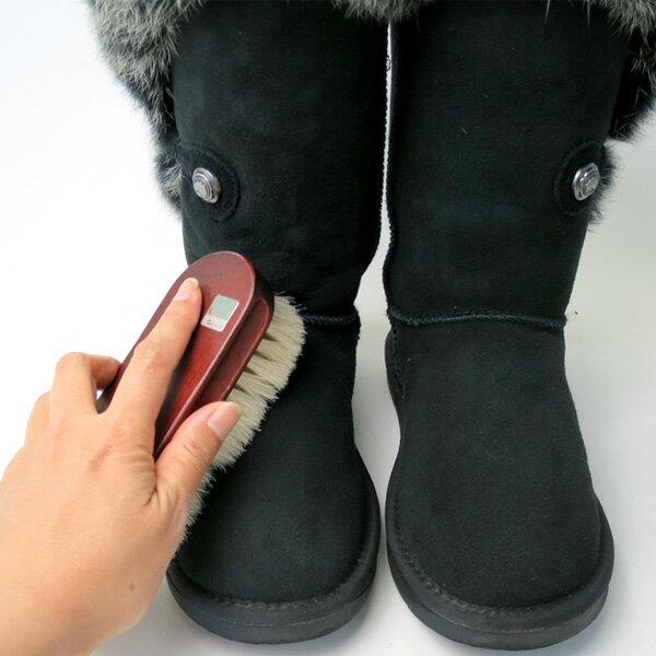 【シューケア/靴みがき】コロニル(Collonil) 馬毛ブラシ【あす楽対応】靴磨き 靴ブラシ ブラッシング