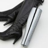 スクリューブーツキーパー ロングブーツ用 シューキーパー レディース 柔らかい革 細い筒のブーツ 細身 ブーツ ジョッキーブーツ 型崩れ防止