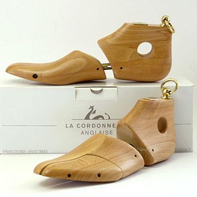 LA CORDONNERIE ANGLAISE コルドヌリ アングレーズシューツリー(ブーツキー...