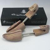 スレイプニル シダーシューツリー(スタンダード) 木製シューキーパーには乾燥剤の役割もあります Sleipnir 革靴を美しく保つシュートゥリー 24.0cm〜28.0cm 父の日 プレゼント
