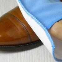 革靴磨きお手入れポリッシュ