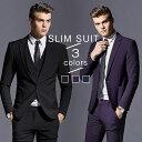 メンズスーツ スリーピース スーツ スリムスーツ ビジネススーツ 礼服 スリム 大きいサイズ フォー ...