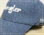 Wranglerチェーン刺繍キャップ