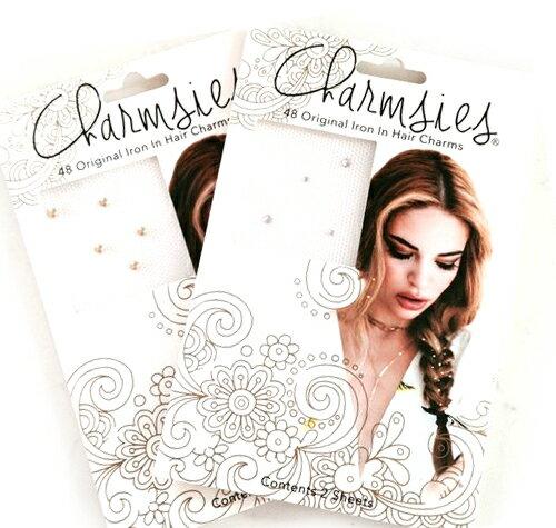 ヘアアクセサリー, その他 2(Charmsies)2hair charms02P28Sep16