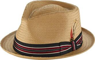 有紐約帽子(New York Hat)蝴蝶結&羽根的中去舒適之帽/T-Drop Fedora02P28Sep16