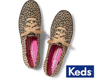 Keds帆布運動鞋女士(Keds)女子的運動鞋/reopadohato/動物花紋(Champion Leopard Heart)[正規的物品][明天支持輕鬆的_關東]02P28Sep16[輕鬆的gifu_包裝][明天輕鬆的_星期六營業]