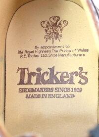 トリッカーズ(Tricker's)BOURTONバートンシューズウィングチップダイナイトソールM5633本革レザーメンズシューズカントリーシューズビジネスシューズ【あす楽対応_関東】