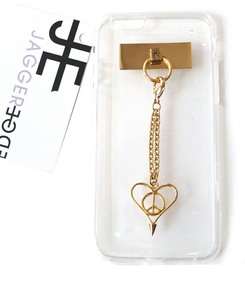 スマートフォン・携帯電話アクセサリー, ケース・カバー iPhone6(Jagger Edge)LovePeaceiPhone6HOW CHARMING PEACE N LOVE CHARM02P28Sep16