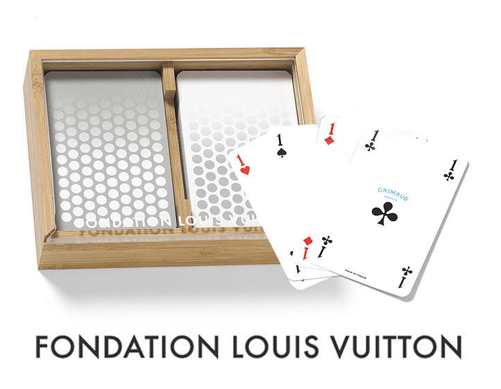 ファミリートイ・ゲーム, トランプ LOUIS VUITTON202P28Sep16