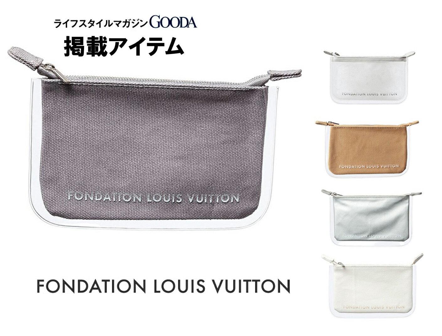レディースバッグ, 化粧ポーチ GOODALOUIS VUITTONFONDATION LOUIS VUITTON02P28Sep16