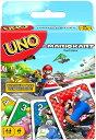 マリオカート UNO ウノ 日本未発売品 Mattel Games UNO Mario Kart Card Game ネコポス便は送料無料