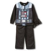 マント付き!スターウォーズパジャマセット【激レア 日本未発売】Toddler Boys' Star Wars Pajama Set-Blackハロウィンコスチューム コスプレ 仮装パーティー【クロネコDM便は送料無料】