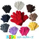 スクールグローブ 手袋 キッズ 子供用【ネコポス便は送料無料】