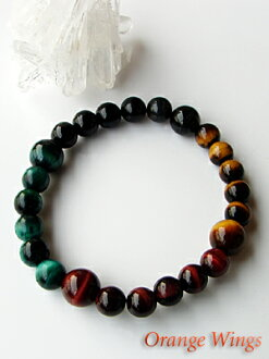 4 color tiger eye bracelets strongest in history