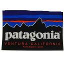 Patagonia/パタゴニアステッカーLOGOVENTURA