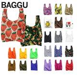 【柄タイプ】BAGGU(バグゥ)エコバッグ/スタンダードバグー/STANDARD BAGGU/ナイロントートバッグ/レジバッグ【あす楽対応_関東】