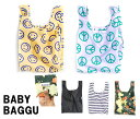 BAGGU(バグゥ)エコバッグBABY BAGGU/ミニサイズ/Sサイ...