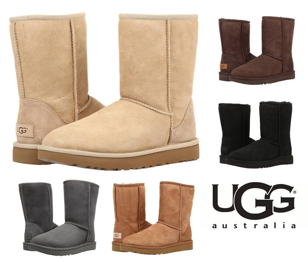 ブーツ, ムートンブーツ UGGClassic Short II 2