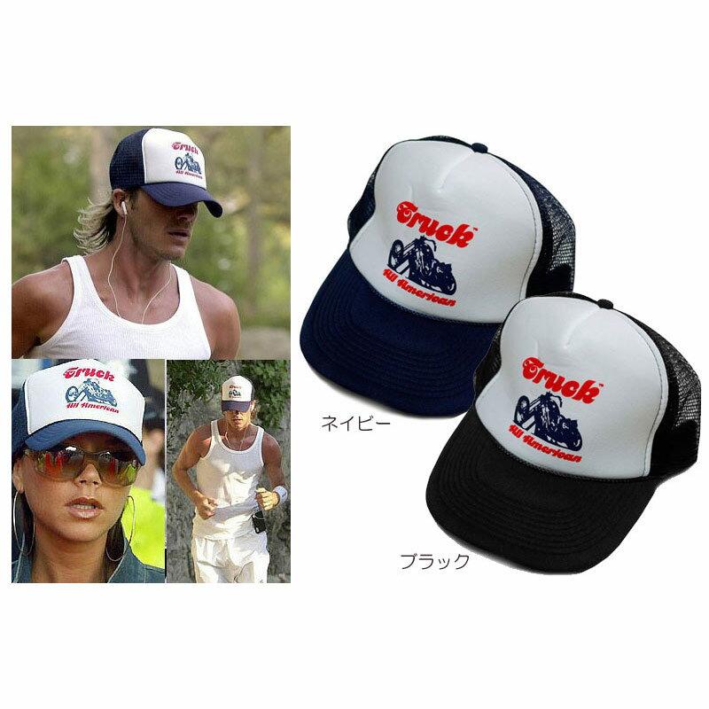メンズ帽子, キャップ Truck BrandAMERICAN MESH