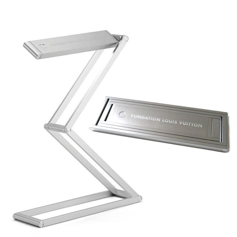 ライト・照明器具, デスクライト・テーブルランプ LOUIS VUITTONLED 3FONDATION LOUIS VUITTONTable lamp Ziga
