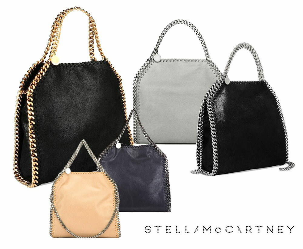レディースバッグ, トートバッグ STELLA McCARTNEY Mini Tote Shaggy Deer Falabella
