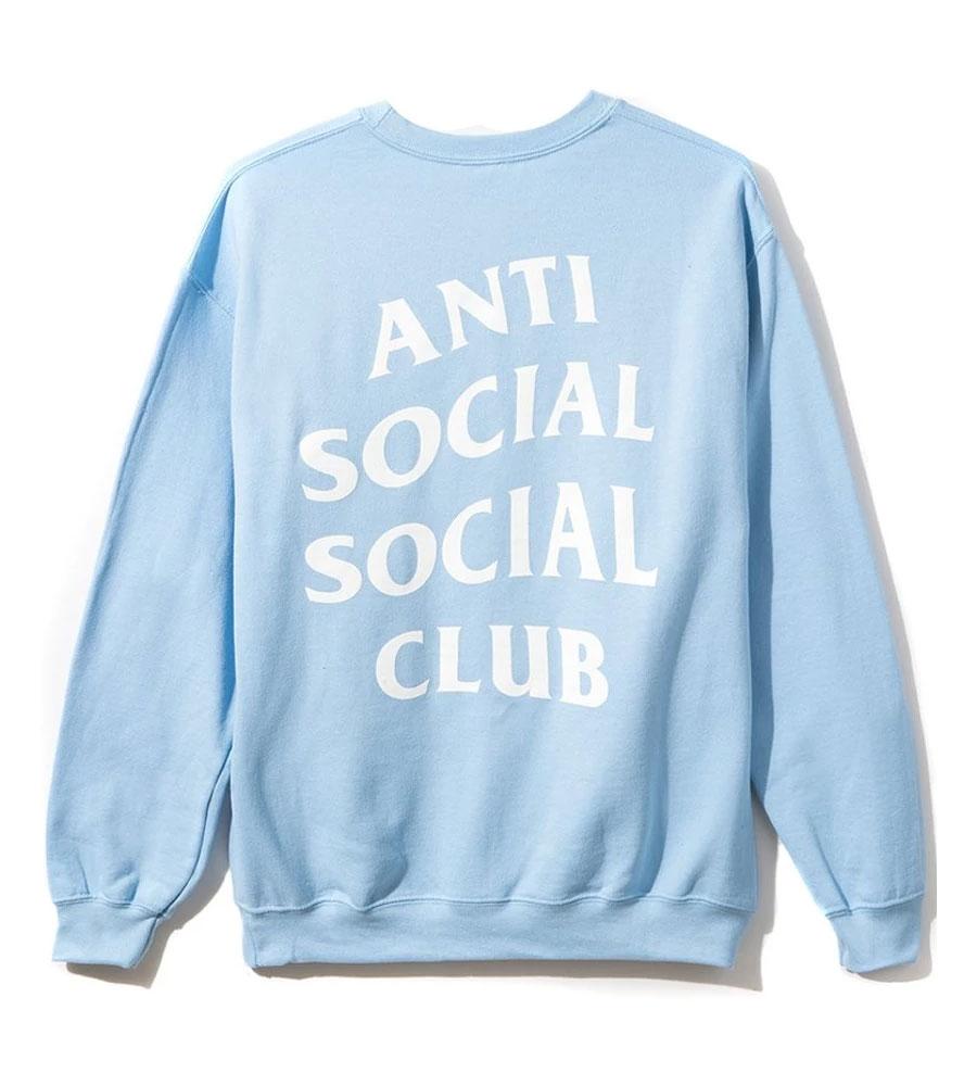 トップス, スウェット・トレーナー (ANTI SOCIAL SOCIAL CLUB) ASSC Sky is Falling Crewneck