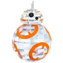 スワロフスキー(SWAROVSKI)スターウォーズ BB-8/フォースの覚醒/Star Wars BB-8/クリスタルオブジェ/スワロフスキー社製置物