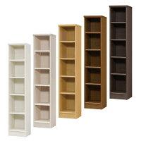 カラーボックス 本棚 書棚 飾り棚 整理棚 レディメイドラック(幅28.6×奥行31×高さ149.9cm)