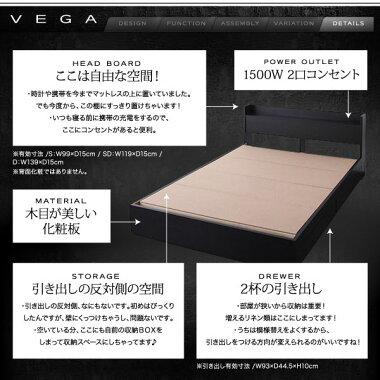 収納ベッドのポイント