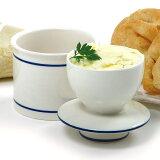 Norpro バターキーパー バターを1ヶ月常温保存でき、バターが柔らかいまま使えます。バターベル バターケース バター保存 保管 陶器 Stoneware Butter Keeper ストーンウエア 送料無料