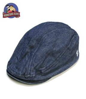 桃太郎牛仔褲桃太郎牛仔褲 10 盎司...有機洗牛仔帽