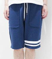 MOMOTAROJEANS桃太郎ジーンズジャパンライン|SWEATSHORTPANTS『GTBスウェットショートパンツ』【アメカジ・ショーツ】02-030(Shorts)