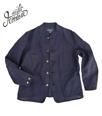 メンズファッション, コート・ジャケット SUGAR CANEMr.FREEDOM SURPLUS Made in JAPAN7oz. CL CANVAS McKARSTEN JACKETSC14367(Other jacket)