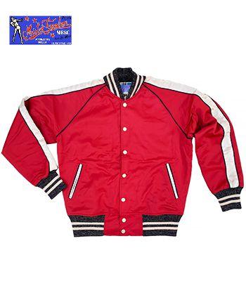 メンズファッション, コート・ジャケット SUGAR CANEMr.FREEDOM PODIUM Made in JAPANR50C50SATIN The PODIUM JacketSC14980(Other Jacket)