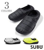 SUBU19MODEL パッカブル サンダル 起毛 撥水『SUBUPackble』【アメカジ・サンダル】SUBU-PACKBLE(Sandal)