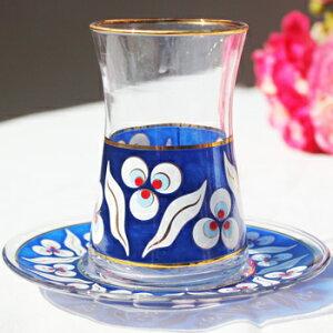 heybeliデザインチャイグラス1客06|トルコ|トルコ土産|トルコみやげ|トルコお土産|トルコおみやげ|トルコ雑貨|チャイ|チャイグラス|リキュールグラス|ワイングラス|クリスマスプレゼント|caybardagi|46