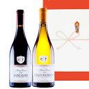 ワインギフト 高級なワイン 赤白2本セット ブルゴーニュ サントーバン ピュリニーモンラッシェ ドメーヌ・アンリ・ピオン 箱入り 包装付 就任祝 開店祝 周年祝 まだ間に合う 父の日