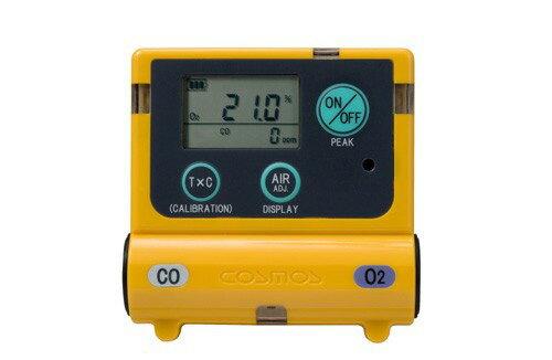 酸素・一酸化炭素濃度計 [XOC-2200] 【環境機器】【測量機器】【新コスモス電機】【測定器】【測定機材】【土木用品】【建築用品】[XOC2200]:測量・土木・建築用品 ORION