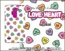 LG style [L-03K] V30+ [L-01K][LGV35] V20 PRO [L-01J] Beat [LGV34] vivid [LGV32]ハードケース/TPUソフトケースLOVE HEART(ランダム)スマホ/ケース/カバー/クリア【メール便送料無料】