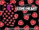 LG style [L-03K] V30+ [L-01K][LGV35] V20 PRO [L-01J] Beat [LGV34] vivid [LGV32]ハードケース/TPUソフトケースLOVE HEART(ブラック・ランダム)スマホ/ケース/カバー/クリア【メール便送料無料】