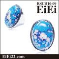 天然石リング、ファッション指輪リング、デザインリングRSCH10-09