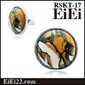 天然石リング、ファッション指輪リング、デザインリングRSKT-17