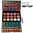 183色アイシャドウパレット、メイクパレット、アイズパレット1,チークパレット MEP-183P (アイシャドウ)【RCP】