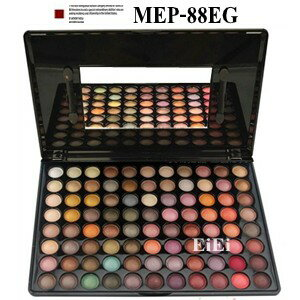 Professional eyeshadow palette, makeup palette, eyes palette 88 color MEP-88EG (eye shadow)